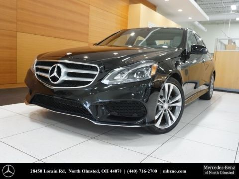Certified PreOwned MercedesBenz For Sale North Olmsted - 2014 mercedes benz e class 2 door convertible dealer invoice