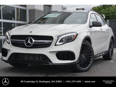 90deee5651e037a97d66fdf9bbf63126 new 2018 mercedes benz gla gla 45 amg� 4d sport utility in north  at sewacar.co