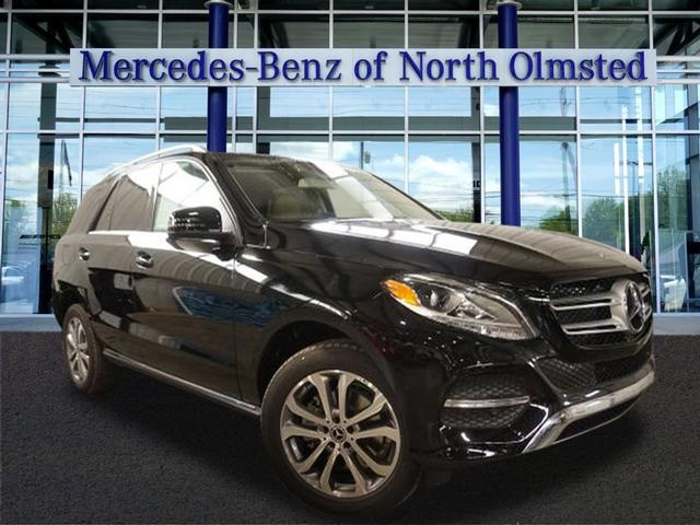 Certified 2017 Mercedes-Benz GLE 350 AWD 4MATIC®