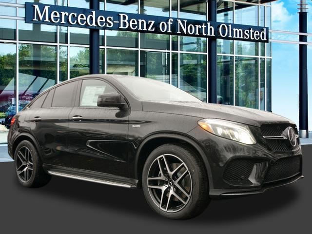 New 2019 Mercedes Benz Gle Amg Gle 43 Coupe Coupe In North Olmsted