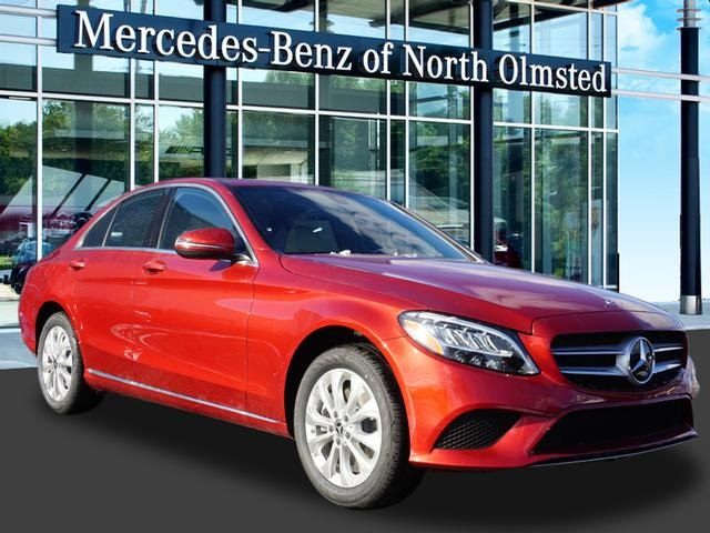New 2019 Mercedes-Benz C 300 4MATIC® Sedan