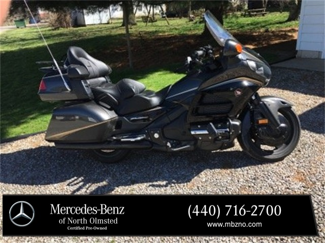 Pre-Owned 2016 Honda Gold Wing MC