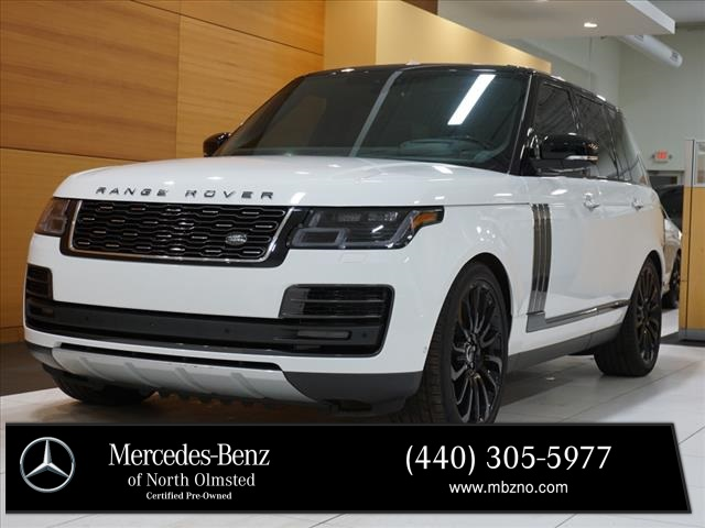 Pre-Owned 2018 Land Rover Range Rover SVAutobiography