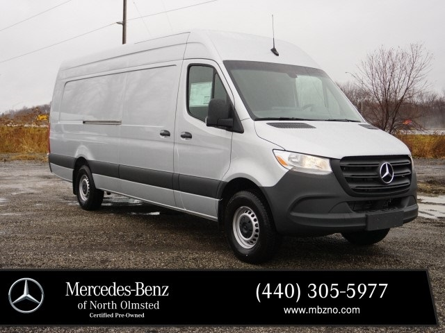 New 2019 Mercedes-Benz Sprinter Cargo 170 WB