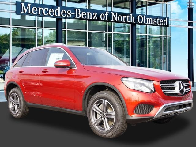 New 2019 Mercedes-Benz GLC 300 4MATIC® SUV