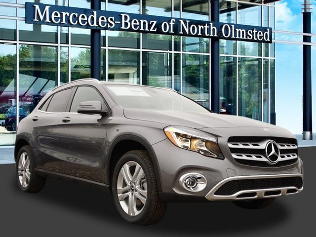 New 2019 Mercedes-Benz GLA 250 AWD 4MATIC® SUV