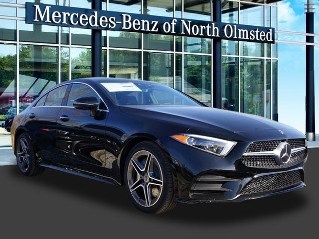 New 2019 Mercedes-Benz CLS 450 AWD 4MATIC® Coupe