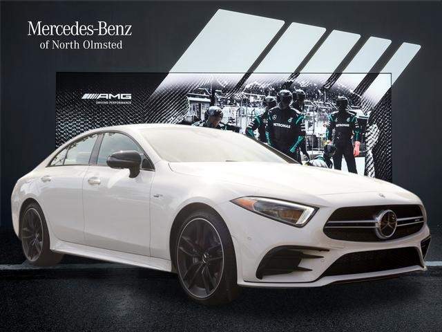 Mercedes cls coupe 2020