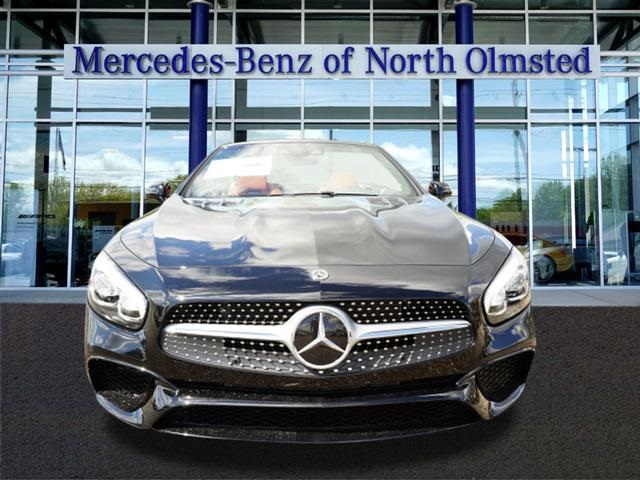 New 2018 mercedes benz sl sl 550 roadster in north olmsted for Mercedes benz north olmsted