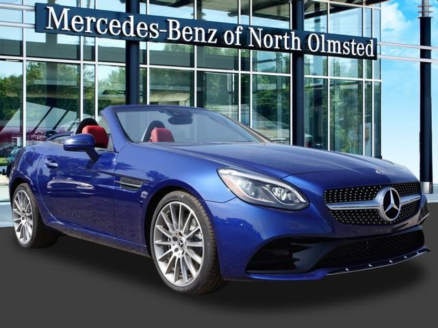 New 2019 Mercedes-Benz SLC 300 RWD Roadster