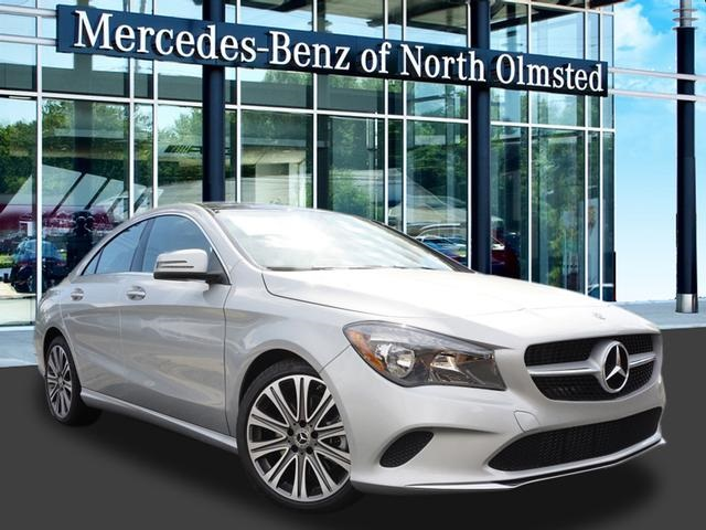 New 2019 Mercedes-Benz CLA 250 4MATIC® Coupe