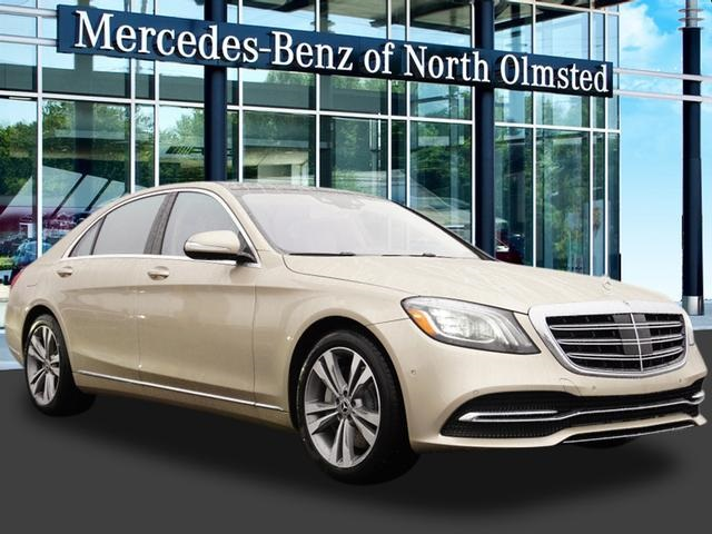 New 2019 Mercedes-Benz S 450 AWD 4MATIC® Sedan