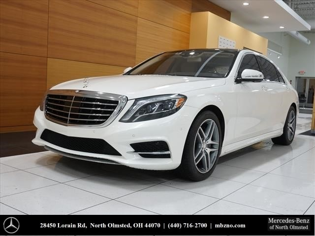Certified Pre Owned 2017 Mercedes Benz S Cl 550 Sport