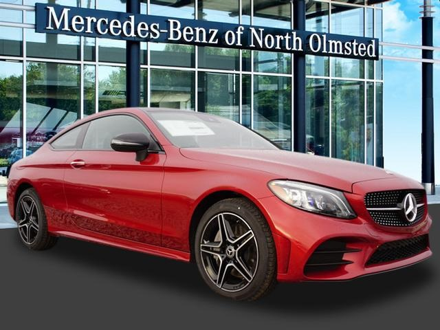 New 2019 Mercedes-Benz C 300 Coupe 4MATIC®