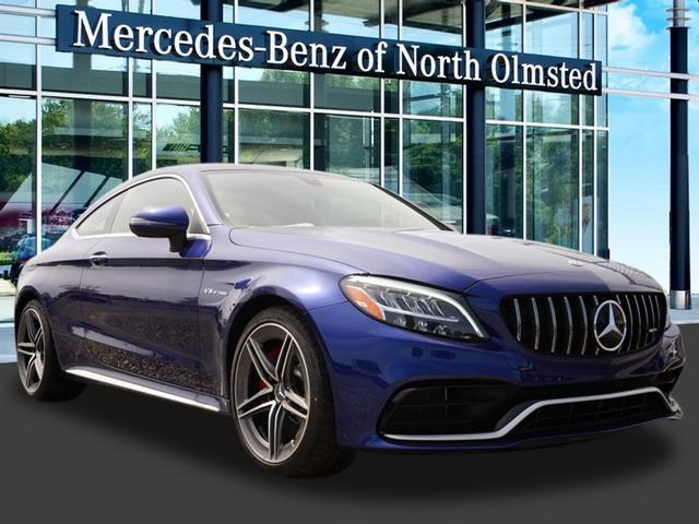 New 2019 Mercedes Benz C Class Amg C 63 S Coupe Coupe In North