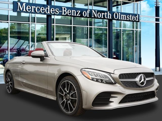 New 2019 C 300 4MATIC® Cabriolet