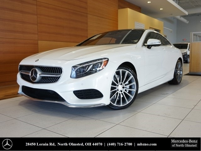 Certified Pre-Owned 2015 Mercedes-Benz S-Class S 550 Sport COUPE in ...