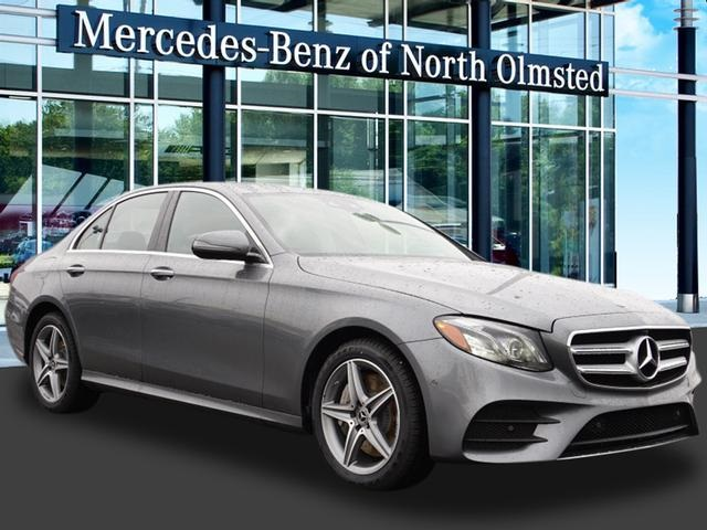 New 2019 Mercedes-Benz E 300 AWD 4MATIC® Sedan