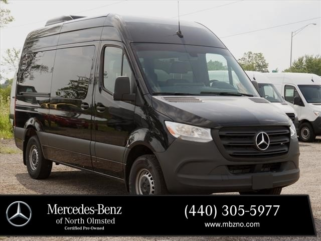 New 2019 Mercedes-Benz Sprinter Passenger 144 WB