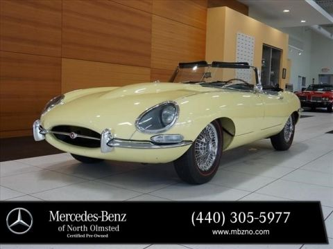 Pre-Owned 1967 Jaguar E-TYPE 1
