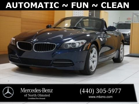 Pre-Owned 2013 BMW Z4 sDrive28i
