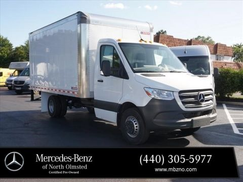 New 2019 Mercedes-Benz Sprinter Cab Chassis 144 WB