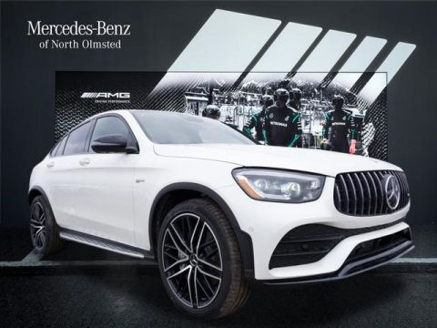 New 2020 Mercedes-Benz GLC GLC 43 AMG®