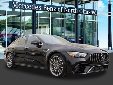 New 2019 Mercedes-Benz GT AMG® GT 63 4MATIC