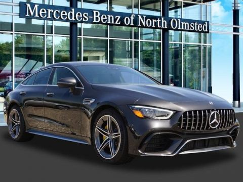 New 2019 Mercedes-Benz GT S