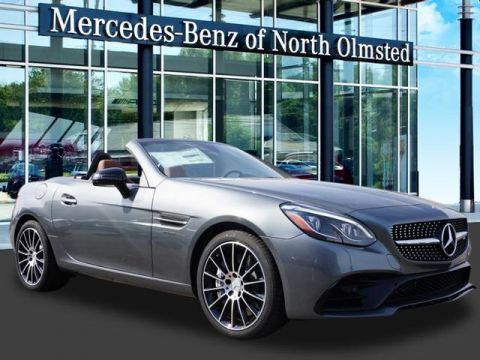 New 2019 Mercedes-Benz SLC SLC 43 AMG®