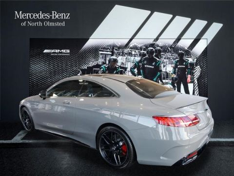 New 2020 Mercedes-Benz S-Class S 63 AMG®
