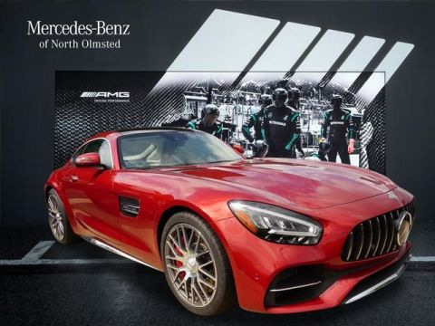 New 2020 Mercedes-Benz GT C