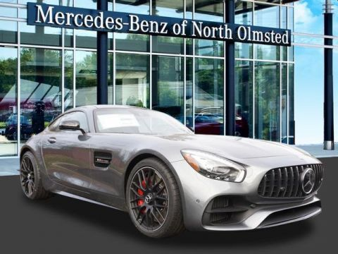 New 2019 Mercedes-Benz GT C