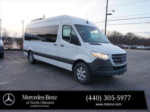 New 2019 Mercedes-Benz Sprinter Passenger 170 WB